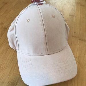 NWT Light Pink Hat